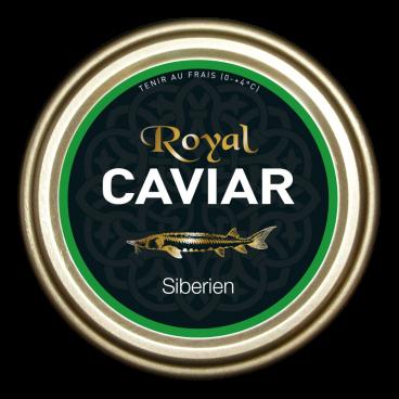 Caviar Sibérien