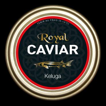 Keluga Caviar